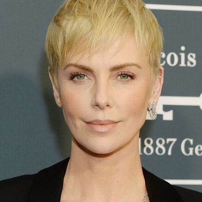 Charlize Theron une vraie femme !