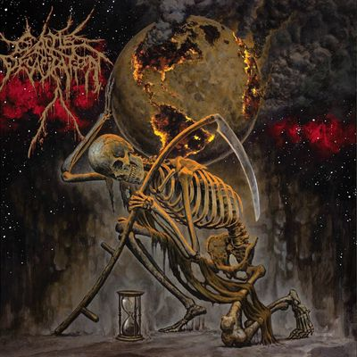"CATTLE DECAPITATION sort un nouvel album : ""Death Atlas"""