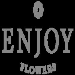 Enjoy flowers