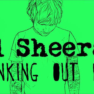 Ed Sheeran : thinking out loud