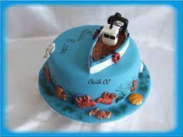 EN COURS = Projet gâteau d'anniversaire thème de la mer