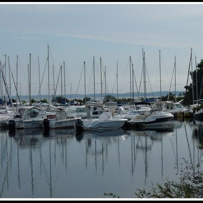 Hourtin port : photo
