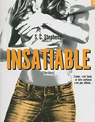 Insatiable (tome 2 série thoughtless)