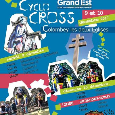 19 Novembre - Demi finale Grand Est Cyclo Cross