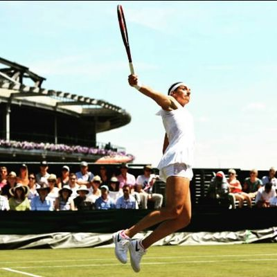 "Wimbledon - ""Fly with Caro"""