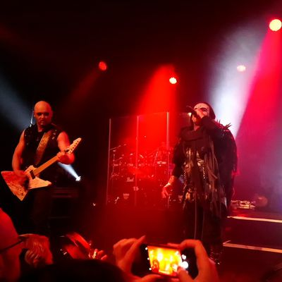 Interview et live Cradle of Filth with Moonspell