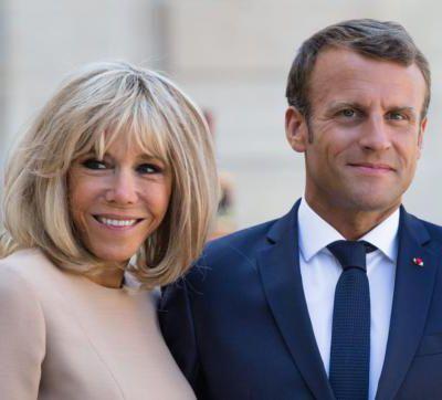 Hommage de Macron à Guy Bedos !