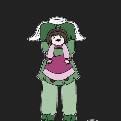 [CreepyFairytalesWeeklyChallenge#5] frère et soeur, à la vie, à la mort <3