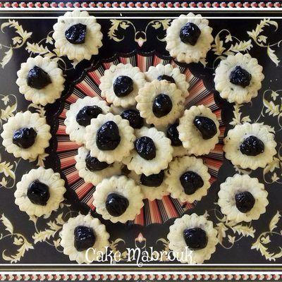 Crackers marguerite aux olives noires et herbes de provence