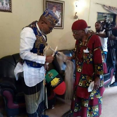 After army shooting, Kanu cancels Ekwulobia visit, announces date