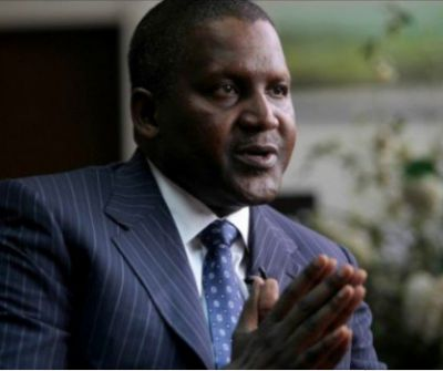 This prayer requests from Dangote to Africans will get you confused
