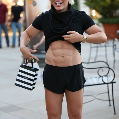 See the amount Human Ken doll Rodrigo Alves paid to get fake abs