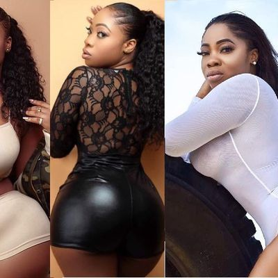 See what Ghanaian curvaceous actress has to say about her talent and her big ass