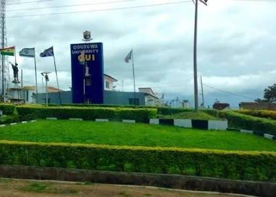 Cultists take over Odua Varsity [DETAILS]