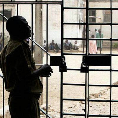 Shocking! See billions of naira spent yearly to feed pre-trial inmates