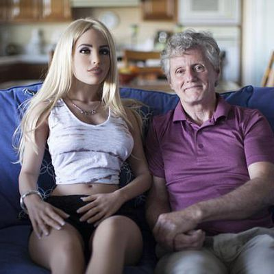 The 58-year-old man and the sex robot (PHOTOS)