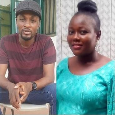 Bereaved nollywood actor, mourns the death of his elder sister