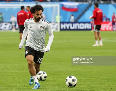 Egypt became the first Africa team to crash out of 2018 World Cup despite Salah's return.