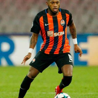 Man United completed the signing of Fred for $67m