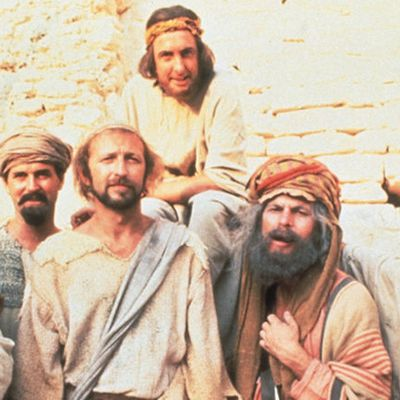 Burgon/Monty Python - Look On The Bright Side Of Life