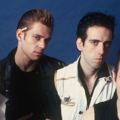 The Clash - Up in Heaven