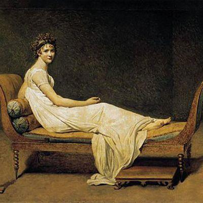 Lettre d'amour de Benjamin Constant à Madame Récamier