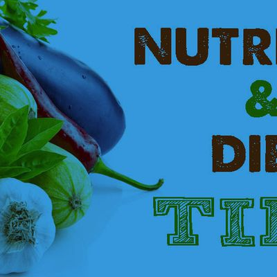 Healthy Diet And Nutrition Tips