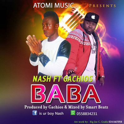 """E-NEWS:: NASH WOULD BE LAUNCHING HIS HIT SINGLE DUBBED """"BABA"""" ON 30TH OF DECEMBER, 2017.