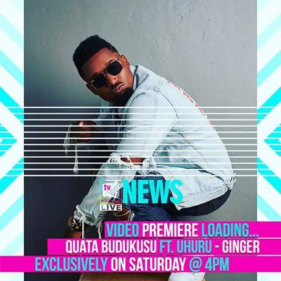 E-NEWS::QUATA BUDUKUSU to Officially ON SATURDAY Release Two World Standard Videos ||www.gbaagamusic.com