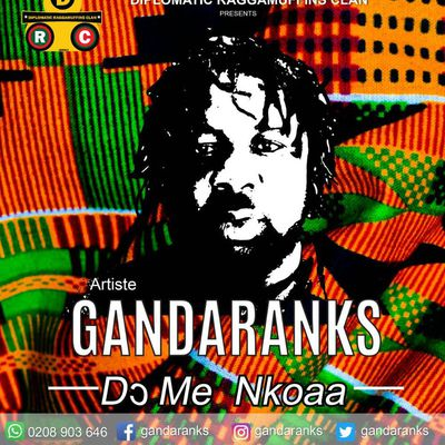 HIT AUDIO::Gandaranks-Do Me Nkua(Love Me Alone) Prod by Zapp Mallet||www.gbaagamusic.com