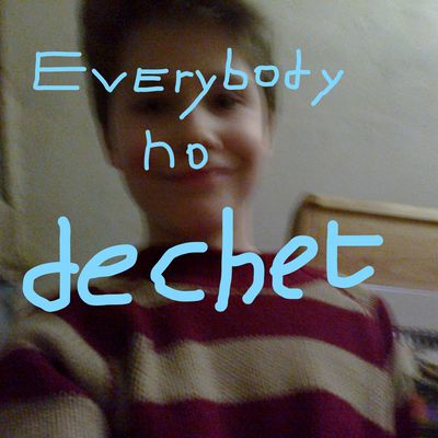 everybody no dechet