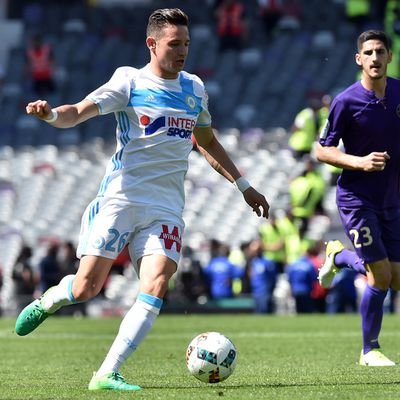 O. MARSEILLE - TOULOUSE FC : 1 - 0 (Ligue 1 - J_07)