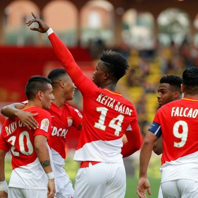 AS MONACO - SM CAEN : 2 - 0 (Ligue 1 - J_10)