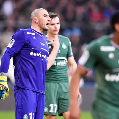 ASSE - ASM : 0 - 4 (J_18 - Ligue1)