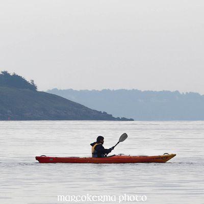 Kayak zen, Locmariaquer, 23 mai 19, 10h13/14