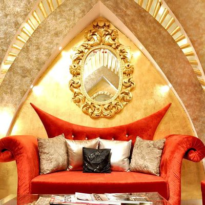 Gold Leafing (Gilding) Service in Rabat Morocco