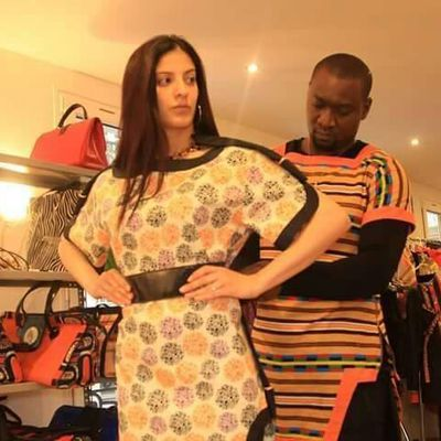 A la Découverte de Wazal AYISSI styliste Camerounais