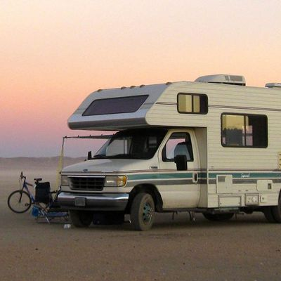 5 destinations en camping-car