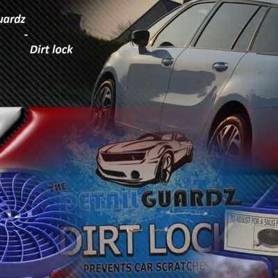 The detail guardz - Dirt lock