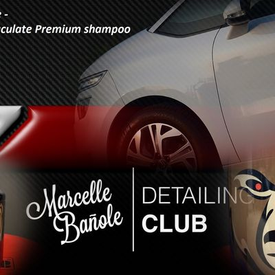 Bear car care - Immaculate premium shampoo
