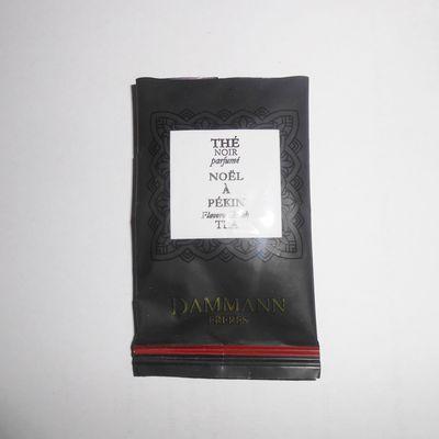 Jour 11 : Thé noir parfumé NOEL A PÉKIN