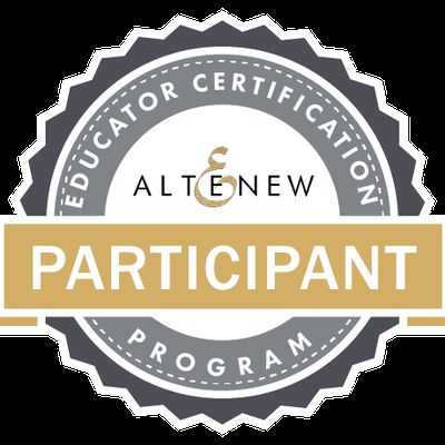 Altenew Educator Certification Program