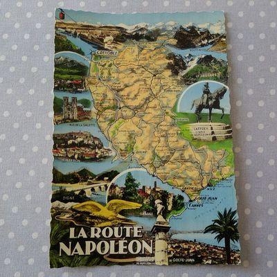 Sur la route de Napoléon.....
