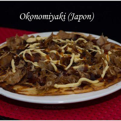 Okonomiyaki (Japon)