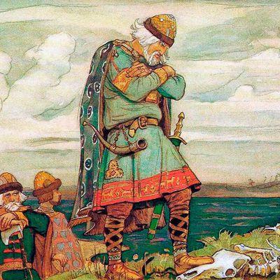 Qui était le Viking Oleg de Novgorod qui fonda la Russie ? ( + films)