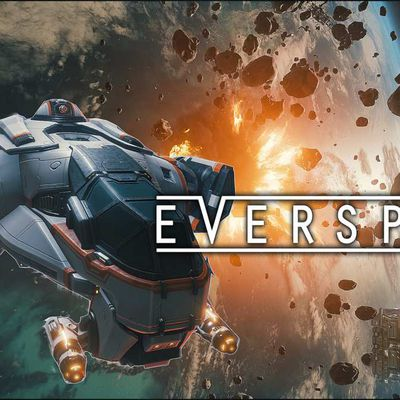 """Affiche """"Everspace"""""""
