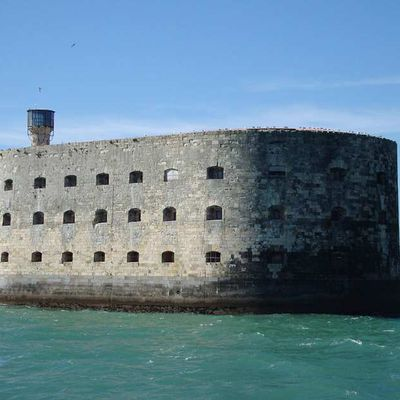 Les monuments de France : Fort Boyard/法国古迹:博涯堡垒