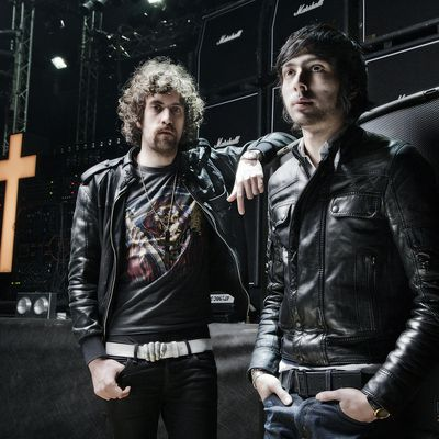 Justice - Heavy Metal
