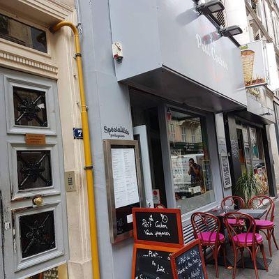 Le Petit Cochon (Paris 9) : Un porcelet en broche qui vaut le détour