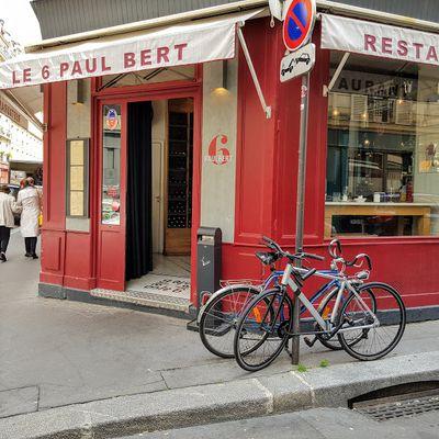 Le 6 Paul Bert (Paris 11) : bistrot bien léché